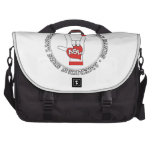 ASL TALK TO THE HANDS SIGN LANGUAGE BAG FOR LAPTOP
