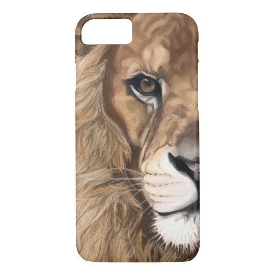 Aslan the Lion cell phone case