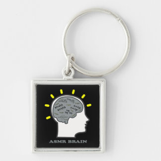 ASMR Brain Keychain