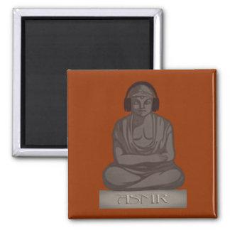 ASMR Buddha Fridge Magnet