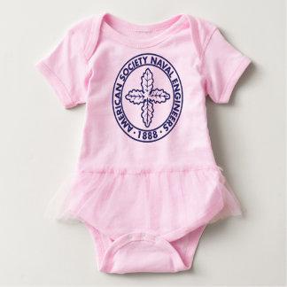 ASNE Tutu Baby Bodysuit