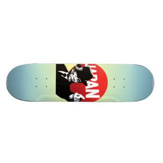 Aso Japan 18.1 Cm Old School Skateboard Deck