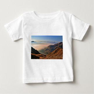 Aso Kumamoto Japan Somma Sea Of Clouds Baby T-Shirt