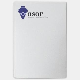 ASOR Notes