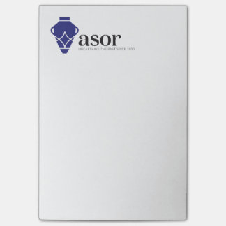 ASOR Post-it Notes