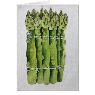 Asparagus 2013 card