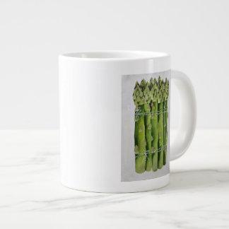 Asparagus 2013 large coffee mug