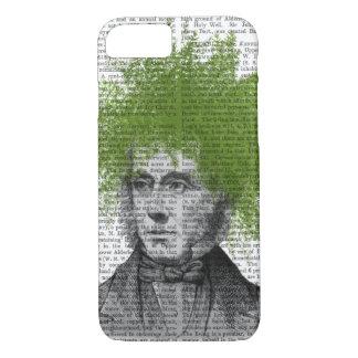 Asparagus Fern Head Plant Head iPhone 8/7 Case