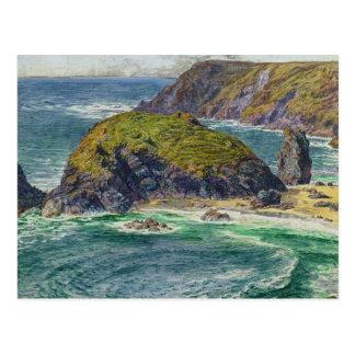 Asparagus Island Postcard