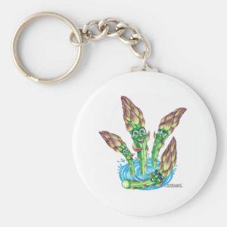 asparagus key ring
