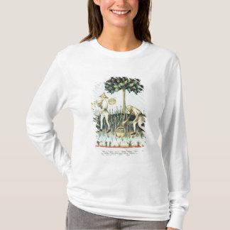 Asparagus Pickers, 13th century T-Shirt