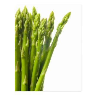 Asparagus Postcard