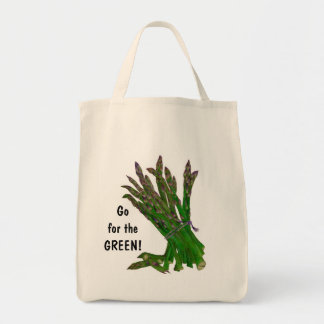 Asparagus Shopping Bag