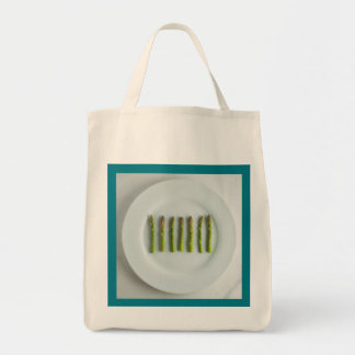 Asparagus Tote Grocery Bag