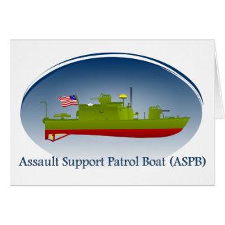 ASPB NOTE CARD