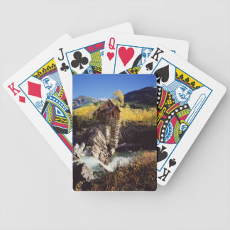 Aspen 3 bicycle playing cards