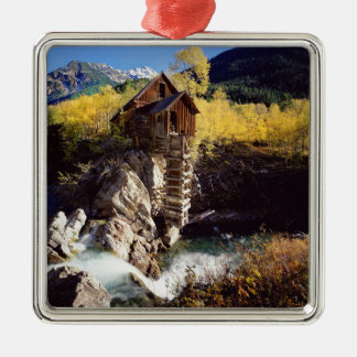 Aspen 3 christmas ornament