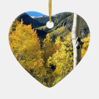 Aspen 8 christmas ornament