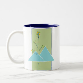 Aspen and Mountain Mug