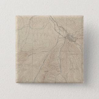 Aspen Atlas Sheet 15 Cm Square Badge