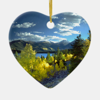 Aspen Christmas Ornament