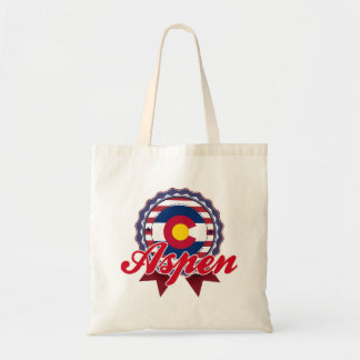 Aspen, CO Tote Bag