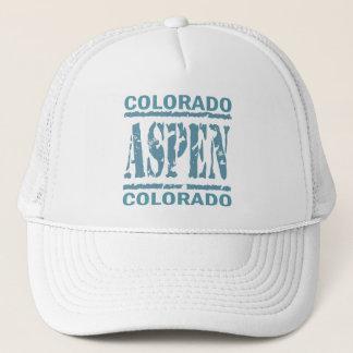 ASPEN, COLORADO TRUCKER HAT