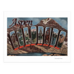 Aspen, ColoradoLarge Letter ScenesAspen, CO Post Card