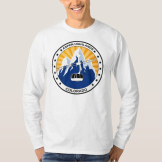 Aspen Highlands Colorado T-Shirt