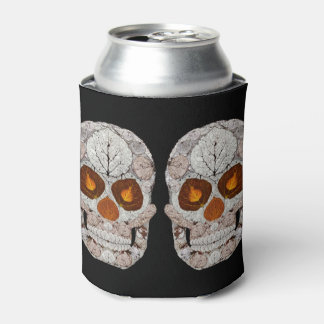 Aspen Leaf Skull 11 Can Cooler