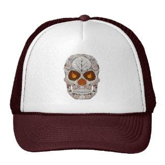 Aspen Leaf Skull 11 Cap