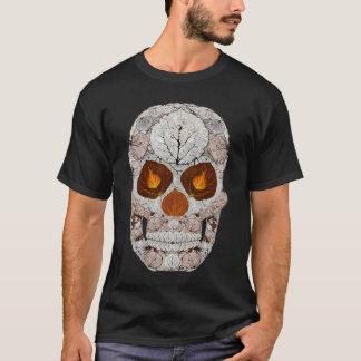 Aspen Leaf Skull 11 T-Shirt