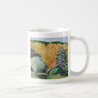 Aspen meadow coffee mug