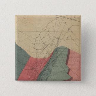 Aspen Mountain Sheet 15 Cm Square Badge