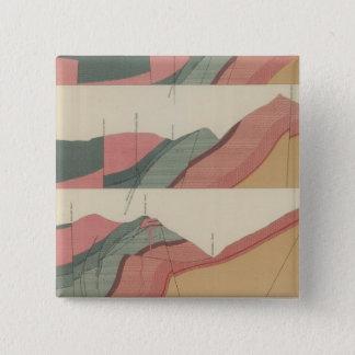 Aspen Mountain Sheet 2 15 Cm Square Badge