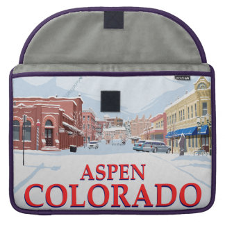 Aspen Sleeve For MacBooks
