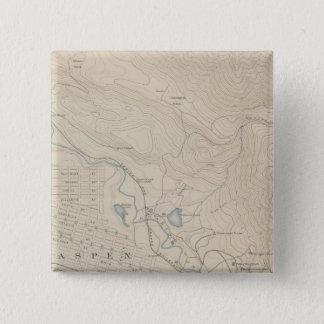Aspen Special 15 Cm Square Badge