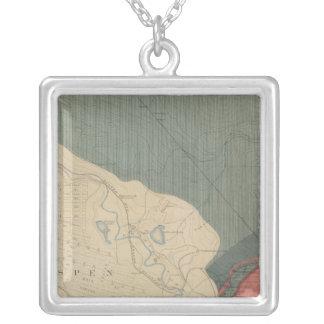 Aspen Special 2 Square Pendant Necklace