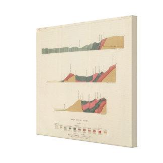 Aspen Special Sheet Canvas Print