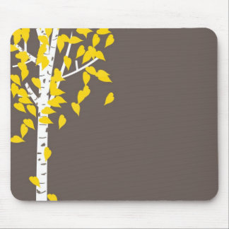 Aspen Tree Mousepad