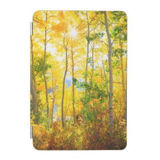 Aspen Trees In Fall | Sierra Nevada Mountains, CA iPad Mini Cover