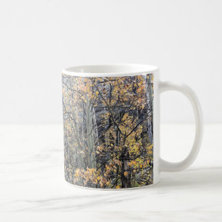 Aspens in the Fall Mug
