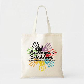 Asperger s Syndrome Handprint Bag