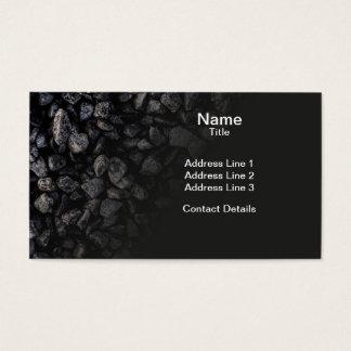 Asphalt Gravel Business Card