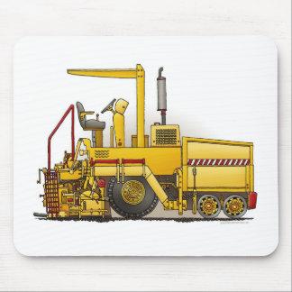 Asphalt Paving Machine Mouse Pad