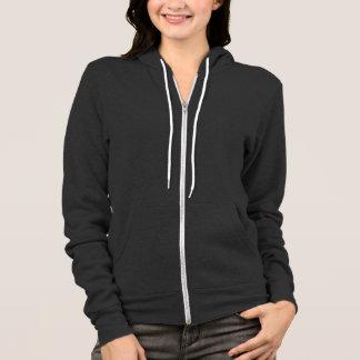 Asphalt Plain sweatshirt Zip Up