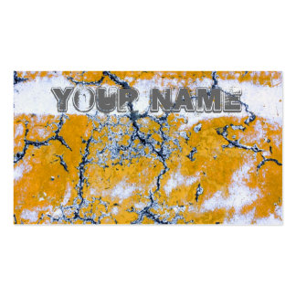 Asphalt Rivers Pack Of Standard Business Cards