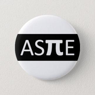 Aspie 6 Cm Round Badge