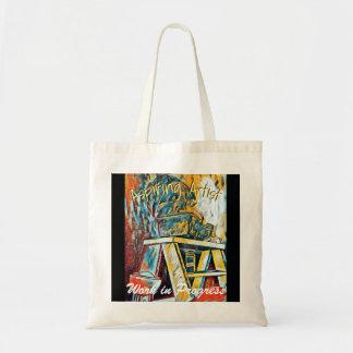 Aspiring Artist Tote Bag