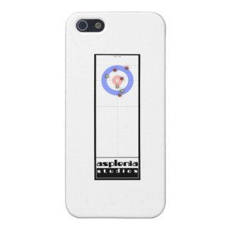 Asplenia Studios - Curling iPhone 5 Case
